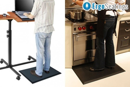 Anti-Fatigue Gel Floor Mat