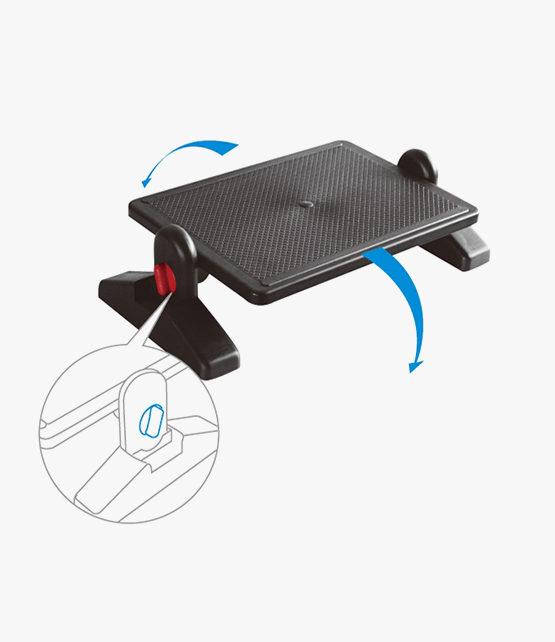 Ergonomic Footrest 人體工學 腳踏板