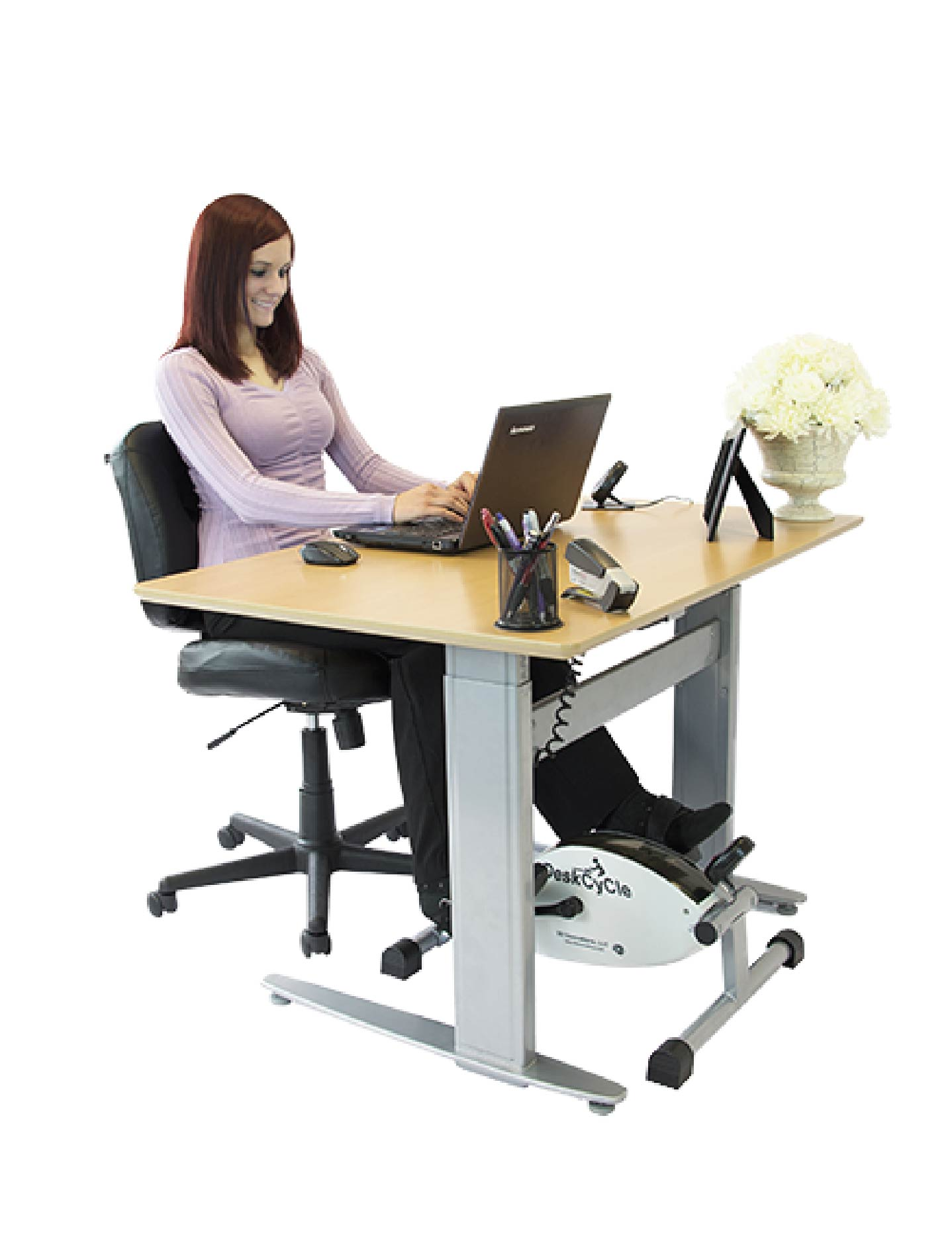 Mini Under Desk Cycle Pedal Exerciser Stayfithk