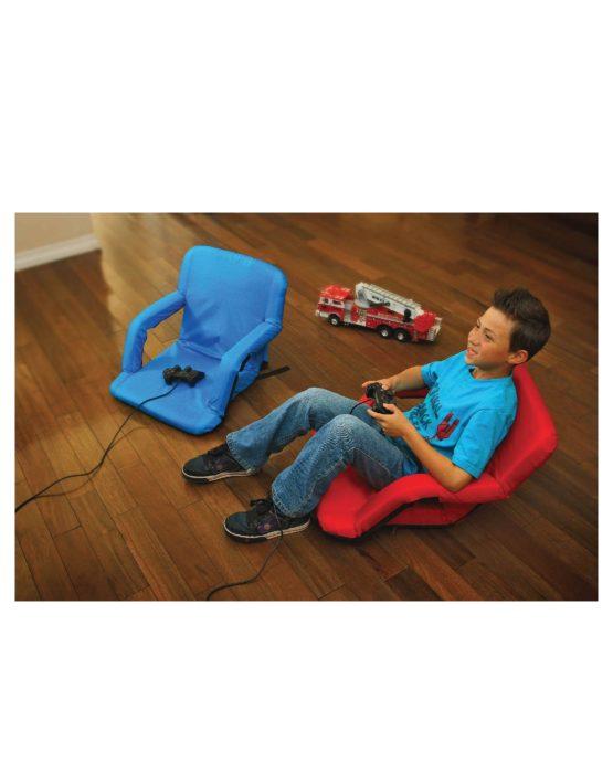 連背靠 摺椅 Folding Chair