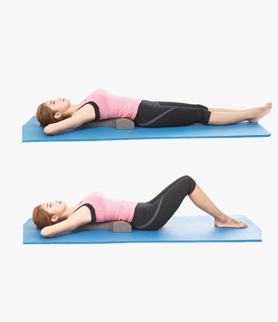 護脊治療 後背伸展 器 Chiropractic Back Stretcher 護脊治療 後背伸展 器