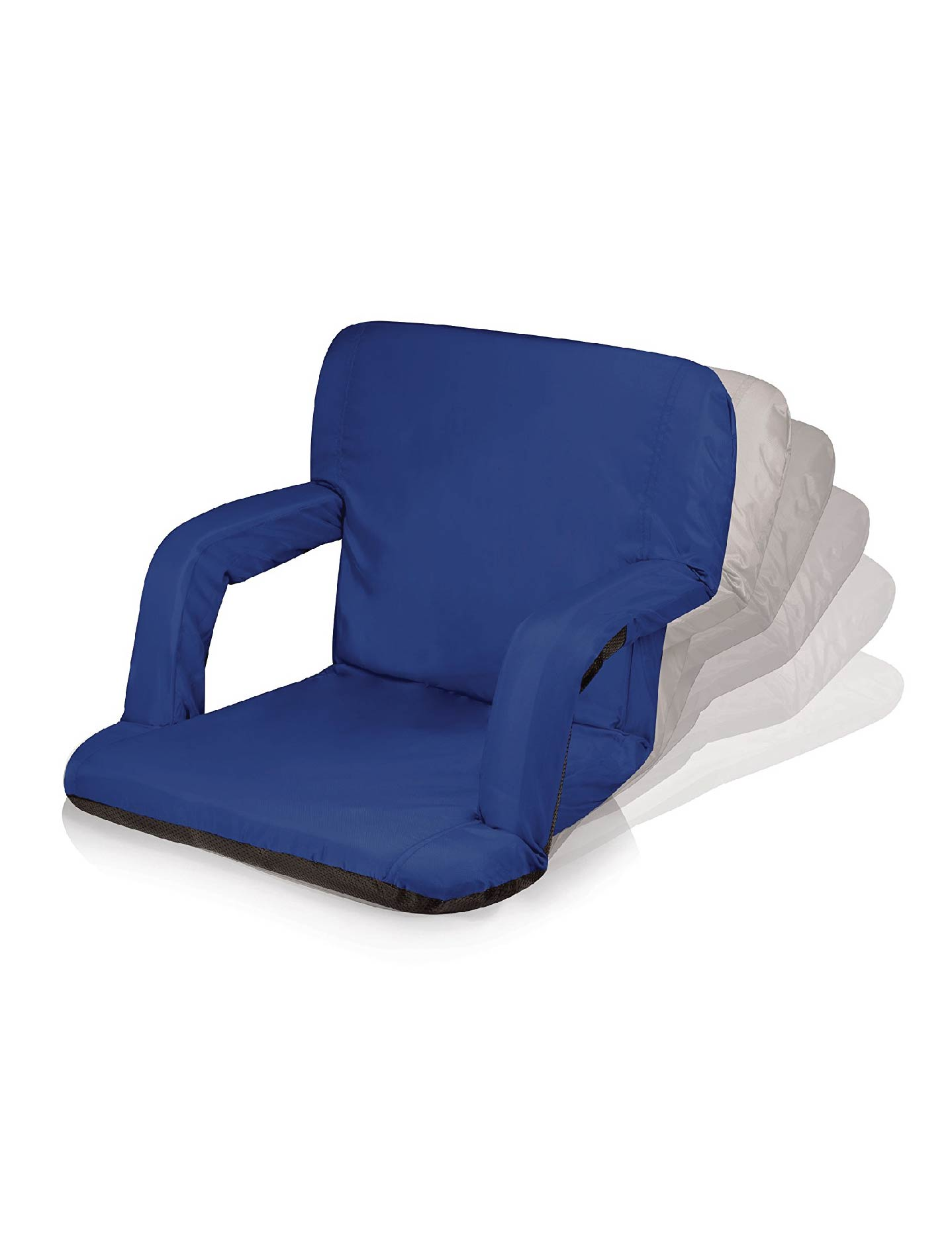 Picnic Folding Chair With Backrest Stayfithk